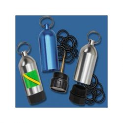 Scuba Tank O-Ring Kit with Pick Keychain