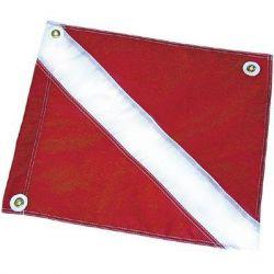 Nylon Dive Flag 20