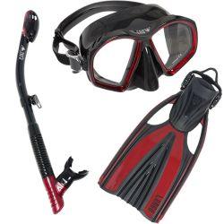 EVO Largo Mask-Fin-Snorkel Combo