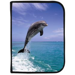 3-Ring Dive Log Binder with Inserts- Live Dolphin