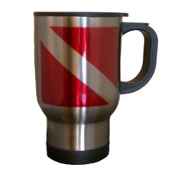 Dive Flag Stainless Mug
