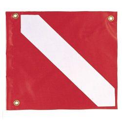 Vinyl Scuba Diving Flag 14