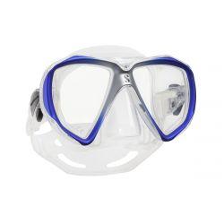 ScubaPro Spectra Tempered Glass Dual-Lens Dive Mask