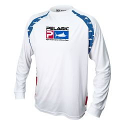 PELAGIC VaporTek Sideline UPF 50+ Vented Long-Sleeve Sunshirt