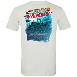 Amphibious Outfitters USS Vandy Short-Sleeve Tee