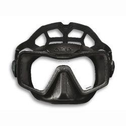 Omer Apnea Mask - Single-Lens Low Volume Dive Mask - Scuba Mask - Diving Mask - Omer Freediving Mask - Omer Dive Mask - Freedive Mask - Spearfishing Mask - Low Volume Freediving Mask