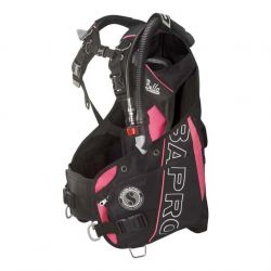 ScubaPro Bella Contoured Front-Adjustable Jacket BCD with Balanced Inflator (Women's)