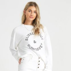 Billabong Blissed Out Long-Sleeve Fleece