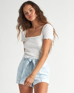 Billabong Junior Squared Away Short-Sleeve Top