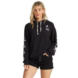Billabong Vacation Day Long-Sleeve Fleece Hoodie