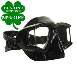 EVO Hammerhead+ with Purge Dive Mask - Buy One Get One 50% OFF
