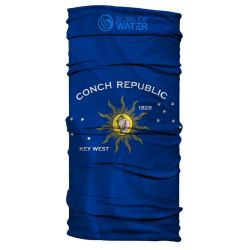 Born of Water Neck Gaiter - Conch Republic