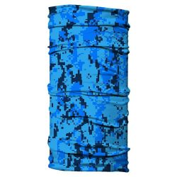 Born of Water Neck Gaiter - Camo Blue