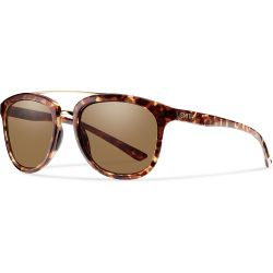 Smith Clayton Sunglasses - Yellow Tortoise