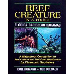 Creatures Pocket Guide - Scuba Diving Book