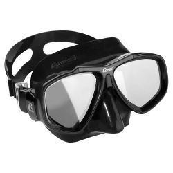 Cressi Focus Mask - Black/ HD Mirror