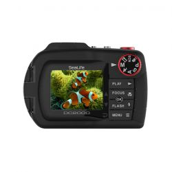 SeaLife DC2000 Underwater Camera for Professional Photography