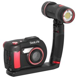 SeaLife DC2000 Pro 3000 Auto-Set with Digital Underwater Camera and Photo-Video Dive Light