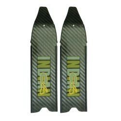 C4 Indian Carbon Fiber Blades for 300 Foot Pocket Freediving Fins (25, 30)