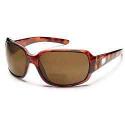 Suncloud Cookie Tortoise Brown Sunglasses +1.50
