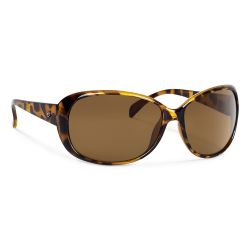 Forecast Brandy Polarized Polycarbonate Sunglasses