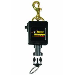Gear Keeper Super Force Retractor with Brass Snap RT3-0083