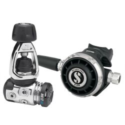 ScubaPro MK17 EVO/G260 Regulator Combo, INT/Yoke