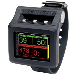 ScubaPro G2 Wrist Dive Computer with Transmitter