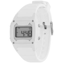 Freestyle Shark Classic Water-Resistant Silicone Watch - White Out