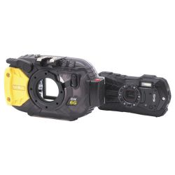 Sea & Sea DX-6G Underwater Camera and Housing Set