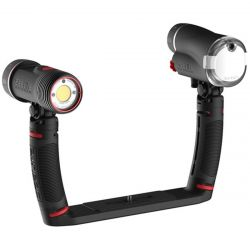 SeaLife Sea Dragon Duo 3000 Underwater Photo-Video Light Flash Set