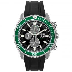 Citizen Promaster Diver Watch (Men's) - Black/Green