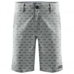 Pelagic Deep Sea Hybrid Youth Boardshorts