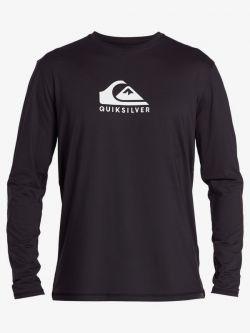 Quiksilver Solid Streak Long Sleeve UPF 50 Sun Shirt
