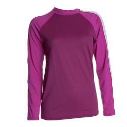 EVO Womens Loose Fit Long Sleeve Rashguard - UPF 30