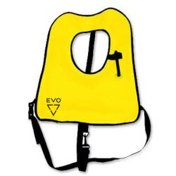 EVO Inflatable Snorkel Vest