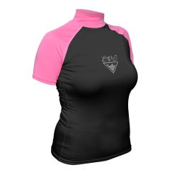 EVO Women's Short Sleeve Rash Guard