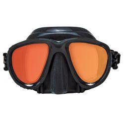 EVO Stealth HD Dual Lens Mirrored Dive Mask