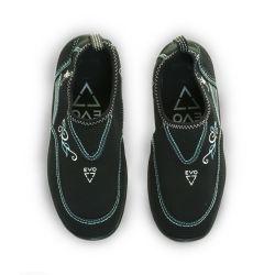 EVO Aquasock Water Shoes (Women's) - Black/Blue