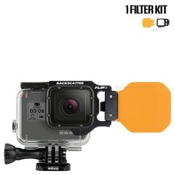 Backscatter Flip6 Single GoPro Filter Kit
