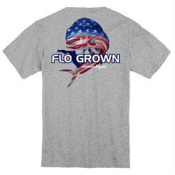Flogrown Kids' Mahi USA T-Shirt