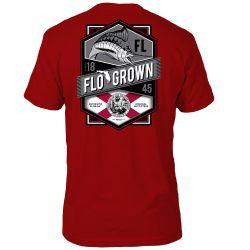 FloGrown Ocean Crest Short-Sleeve T-Shirt