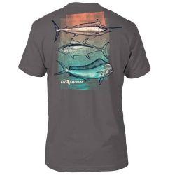 FloGrown Triple Score Short-Sleeve T-Shirt
