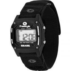 Freestyle Classic Fast Wrap Dive Watch - Black