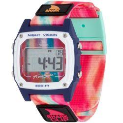 Freestyle Sage Erickson Shark Classic Clip Watch- Rainbow Sorbet