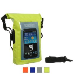 Gecko Waterproof Tote with Phone Compartment