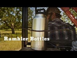 YETI Rambler 18oz Insulated Bottle