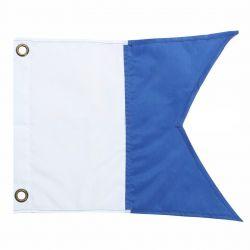 Alpha International Nylon Dive Flag, 20x24 inches