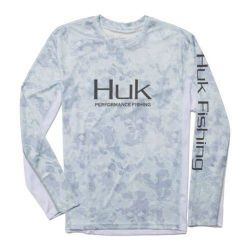 Huk Icon X Camo Fade Performance Fishing Shirt