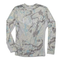 Huk Kryptek Performance Long-Sleeve Fishing Shirt